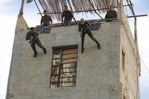 النشاط التدريبي العسكري هو الأول من نوعه لشباب البرلمان