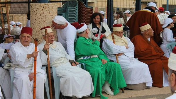 كيف أحيا السامريون رأس السنة العبرية؟