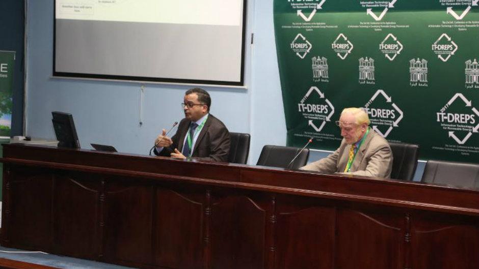 النجاح تشارك بالمؤتمر الدولي لتطبيقات المدن الذكية