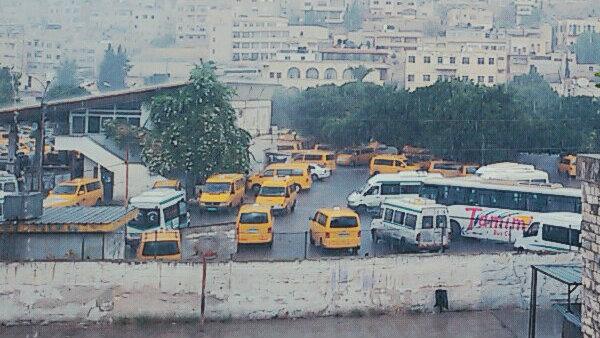 النقل: إضافة سيارات لبعض خطوط قرى نابلس