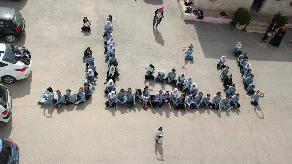 مؤسسة إنجاز تستقبل طلبات التطوع في نابلس