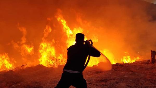 الدفاع المدني: انخفاض طفيف على حوادث الأسبوع