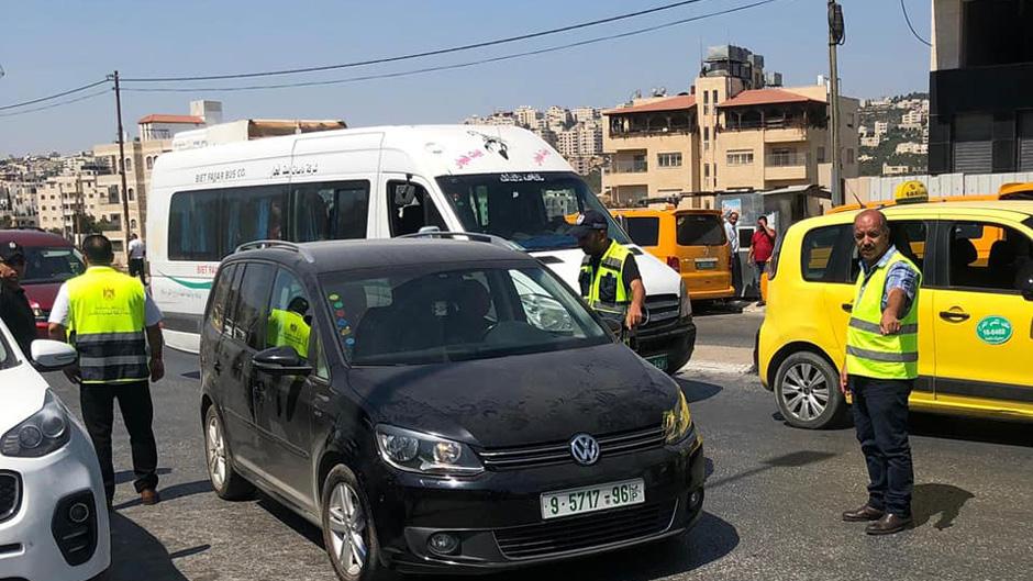 وزارة النقل تطلق حملة