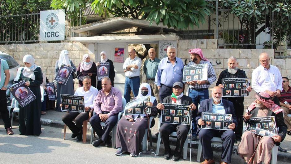 طولكرم: وقفة مساندة للأسرى المضربين عن الطعام