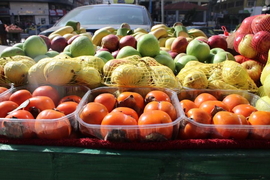 أسعار الخضار والفواكه في نابلس
